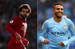 تشكيلة أفضل اللاعبين الأفارقة لعام 2020 تشهد تواجد 6 لاعبين عرب