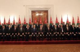 وزراء الحكومة الأردنية يقدمون استقالاتهم
