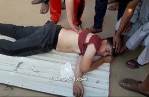 #فيديو| آخر للشهيد الطفل زكريا بشبش (13 عاماً) الذي استشهد متأثرا بجراحه التي أصيب بها برصاص جيش الاحتلال شرق مخيم البريج وسط قطاع #غزة قبل أيام  تصوير | سامي مصران