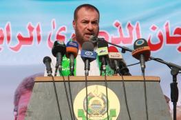 حماس: تصريحات حماد لا تعبر عن مواقفنا الرسمية .. والأخير يؤكد على ثوابت الحركة