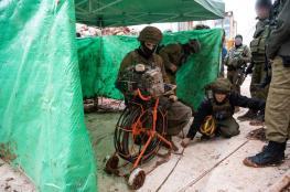 جيش الاحتلال يكشف طريقة العثور على أنفاق حزب الله