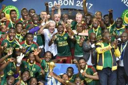 الكاميرون تحرز كأس أمم أفريقيا على حساب مصر
