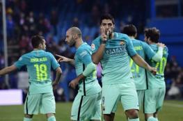 برشلونة يسقط أتليتكو مدريد ويضع قدمًا في النهائي