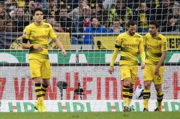 """دورتموند الألماني يسقط على ملعبه في """"يوروبا ليغ"""""""