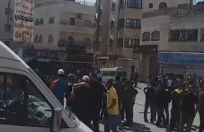 الاحتلال يقتحم محيط مدرسة الوكالة في مخيم قلنديا شمال القدس وحالة خوف في صفوف الطالبات