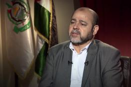 أبو مرزوق يستعرض نتائج لقاءات الفصائل في موسكو