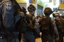 Army Abducts Two Palestinians In Silwan