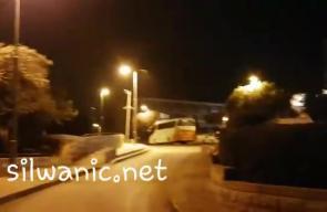 #شاهد اجواء عاصفة ورياح شديدة في مدينة #القدس المحتلة في هذه الأثناء