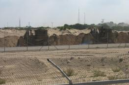 Israeli Forces Bulldoze Lands in Gaza, Detain Fisherman