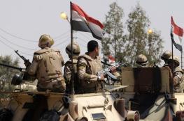 مقتل 10 ضباط وجنود مصريين في سيناء
