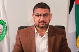 وفد حماس يلتقي أمين جبهة التحرير الجزائرية