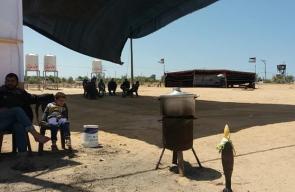 #مباشر جولة ميدانية الآن من مخيم العودة شرق مدينة غزة  بث/ عبد الرحمن الربعي