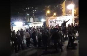 #مباشر اقتحام المستوطنين بحماية قوات الاحتلال للمنطقة الشرقية في مدينة نابلس
