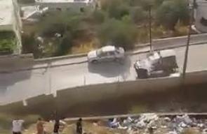 #شاهد تصدي شباب قرية كوبر شمال رام الله لاقتحام قوات الاحتلال صباح اليوم