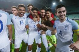 إنجلترا بطلة لكأس العالم للشباب