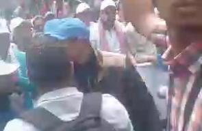 #مباشر مظاهرة كبيرة في المغرب تنديدا بنقل السفارة الأمريكية للقدس ونصرة لغزة