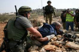 محاكم الاحتلال تجدد اعتقال وتثبت حكم لـ(23) صحفياً منذ بداية 2017