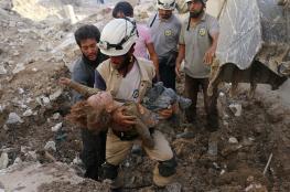 عشرات الضحايا جراء تصعيد النظام على أحياء شرق دمشق
