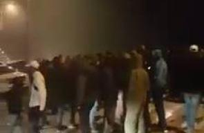 #شاهد قوات الاحتلال تتراجع عن تسليم جثمان الشهيد يعقوب أبو العقيبان عقب توافد أعداد كبيرة من الأهالي الى بلدة أم الحيران واشترطت حضور 4 فقط من عائلته.