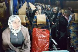 """18 من أهالي أسرى غزة يزورون 11 أسيرا بـ """" رامون"""""""