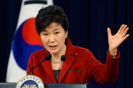 """رئيسة كوريا الجنوبية المعزولة """"تعتذر للشعب"""""""