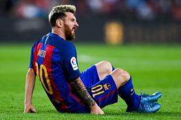 ميسي يُقلق جماهير برشلونة قبل مواجهة تشيلسي