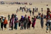 إجلاء نحو 1200 مدني من الأحياء الغربية للموصل