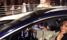 #فيديو نساء سعوديات يبدأن قيادة السيارات لأول مرة في تاريخ المملكة