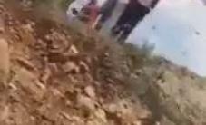 #شاهد من مكان اطلاق النار تجاه فتاة فلسطينية بمنطقة عين يبرود بسلواد شرق رام الله
