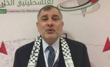 #شاهد رئيس مؤتمر فلسطينيي أوروبا، رئيس