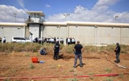 """سجن """"جلبوع"""" الإسرائيلي"""