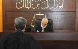 محكمة في غزة -أرشيف-