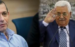 محمود عباس ورئيس الشاباك