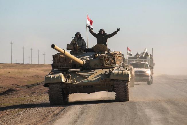 لماذا تتصارع إيران وتركيا وتنظيم الدولة على تلعفر العراقية؟