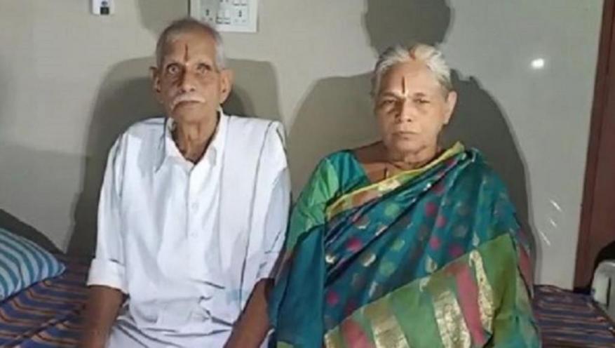 بعد 57 عاما من الزواج.. سبعينية هندية تضع توأمين