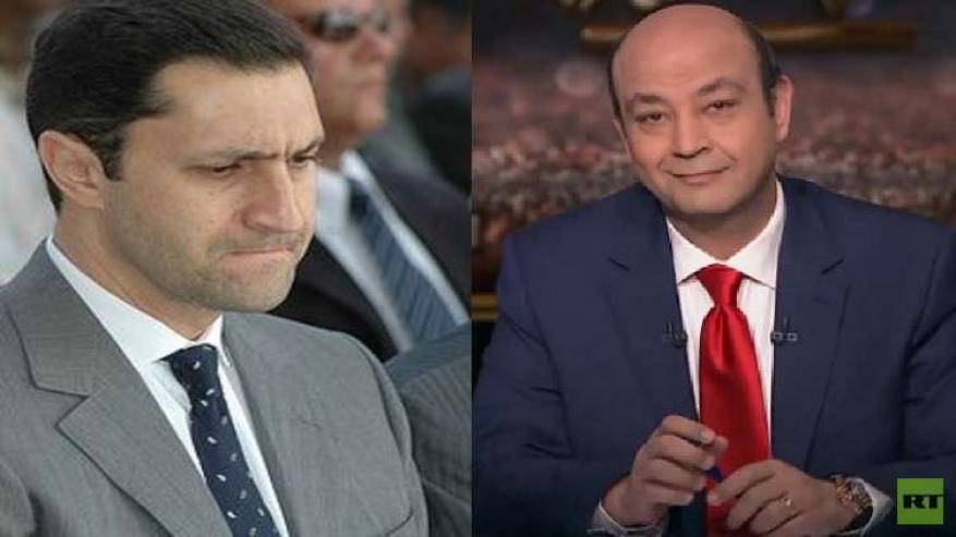 """عمرو أديب لنجل مبارك: """"مش واحد رد سجون هيعلمنا الأدب"""""""