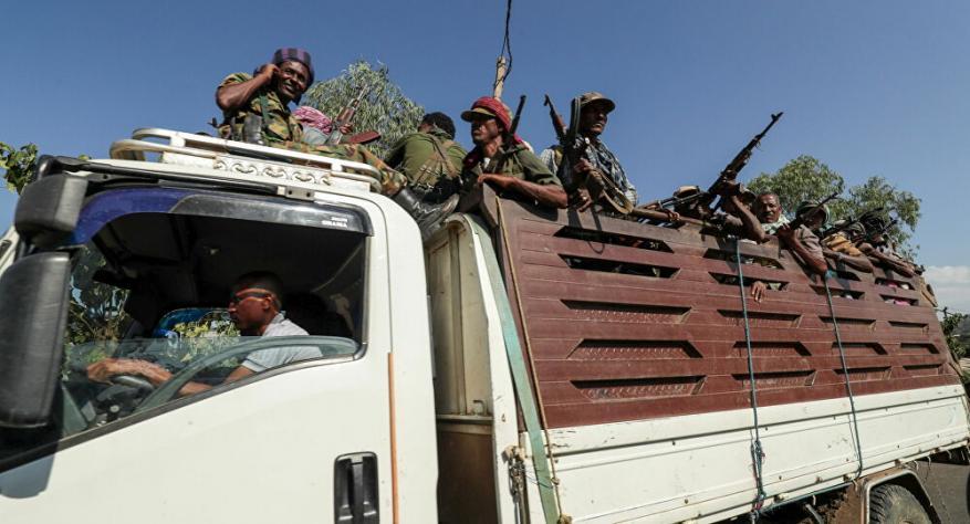 الخارجية الإثيوبية: القوات السودانية تؤجج الأوضاع على الحدود بين البلدين
