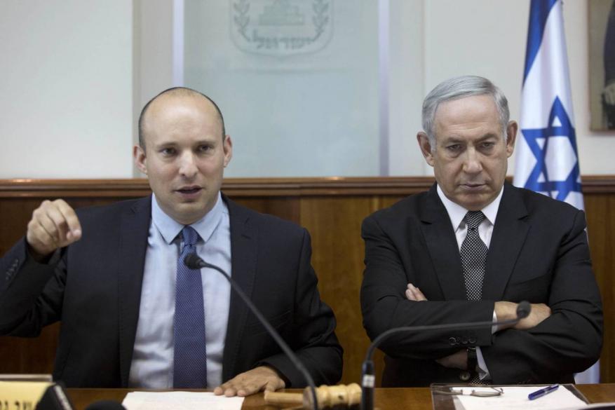 نفتالي بنت: الحكومة الإسرائيلية فقدت السيطرة وأجهزتها لا تعمل