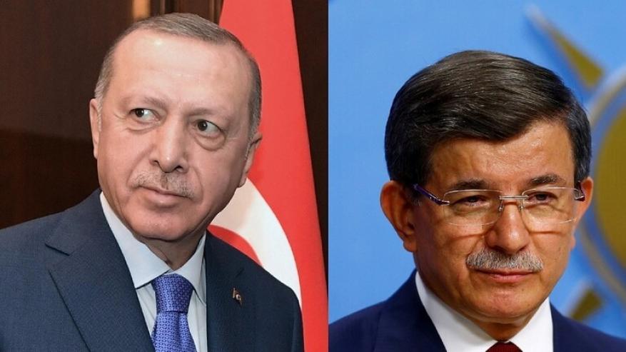 """فصل جديد من """"تكسير العظام"""" بين أردوغان وأوغلو"""