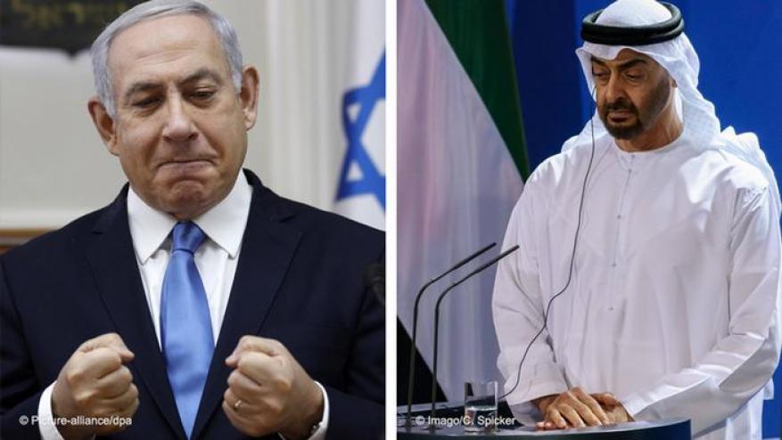 """الإذاعة الأمريكية: الإمارات تحقق أحلام """"إسرائيل"""""""