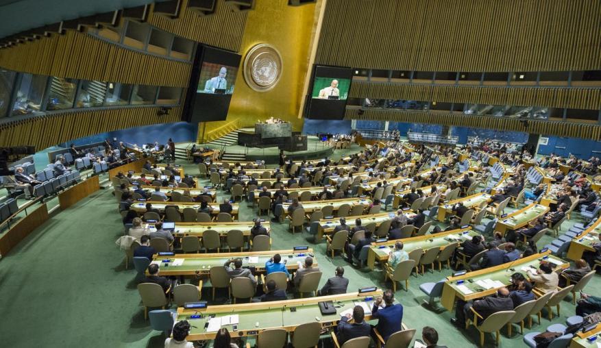 """الأمم المتحدة تحسم ترددها في المشاركة بـ """"ورشة البحرين"""""""