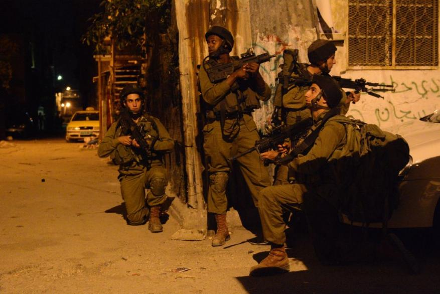 حملة مداهمات في الضفة الغربية