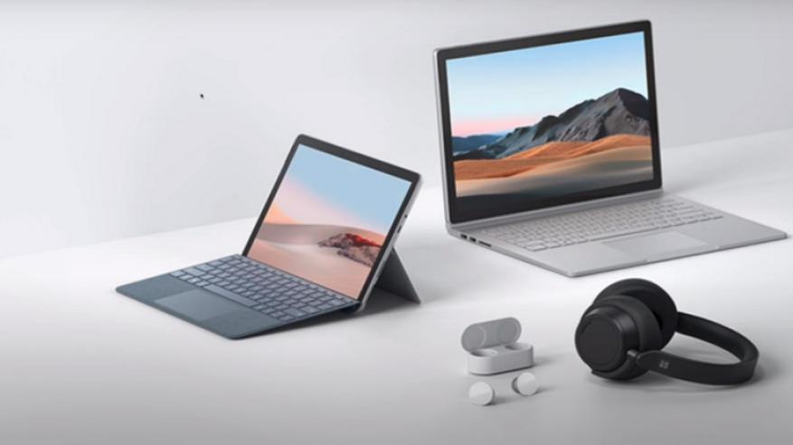 مايكروسوفت تطلق مجموعة مميزة من الأجهزة الإلكترونية المحمولة