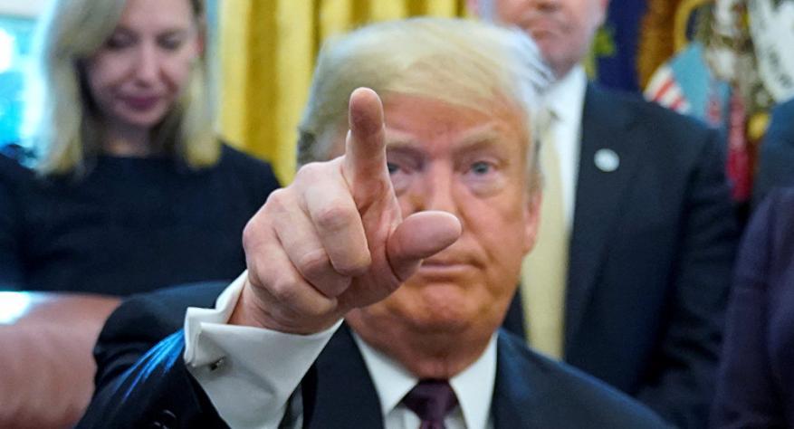 ترامب يهدد الصين بفترته الرئاسية الثانية إذا فشلت المفاوضات