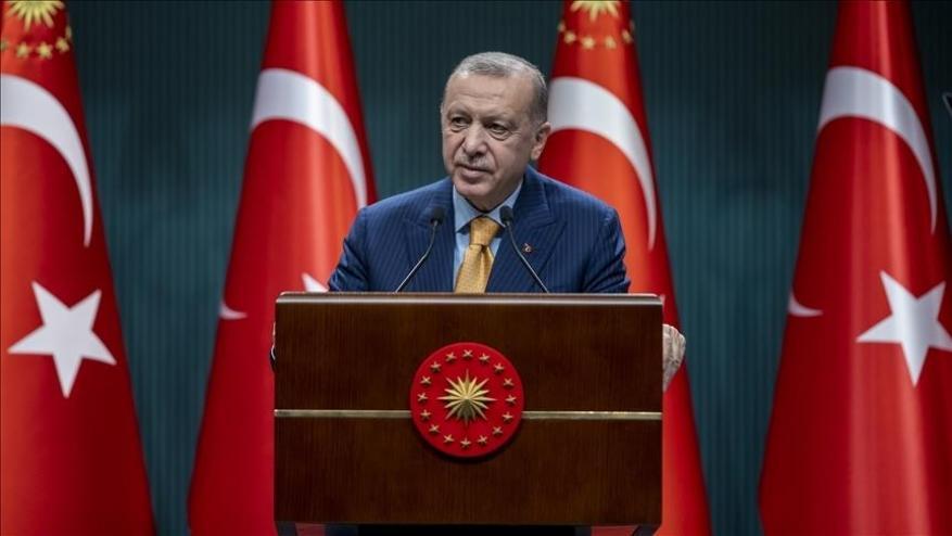 أردوغان: نرغب في تعزيز التعاون مع واشنطن على أساس رابح ـ رابح