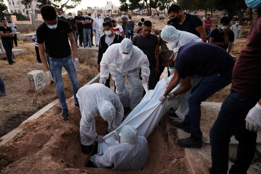 """ارتفاع الحصيلة إلى 95 حالة.. وفاة مواطن من الخليل بـ""""كورونا"""""""