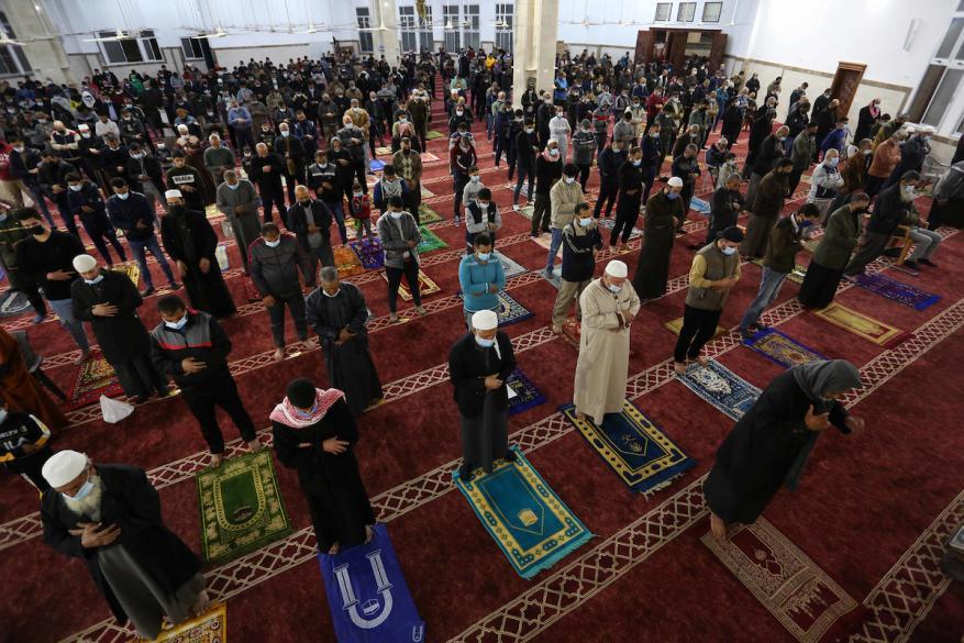 الأوقاف بغزة: قرار بعدم فتح المساجد للاعتكاف في العشر الأواخر من رمضان