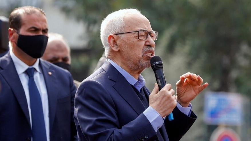 """تونس.. """"حركة النهضة"""" تقاضي وسائل إعلام نشرت شائعات مغلوطة عن ثروة الغنوشي"""
