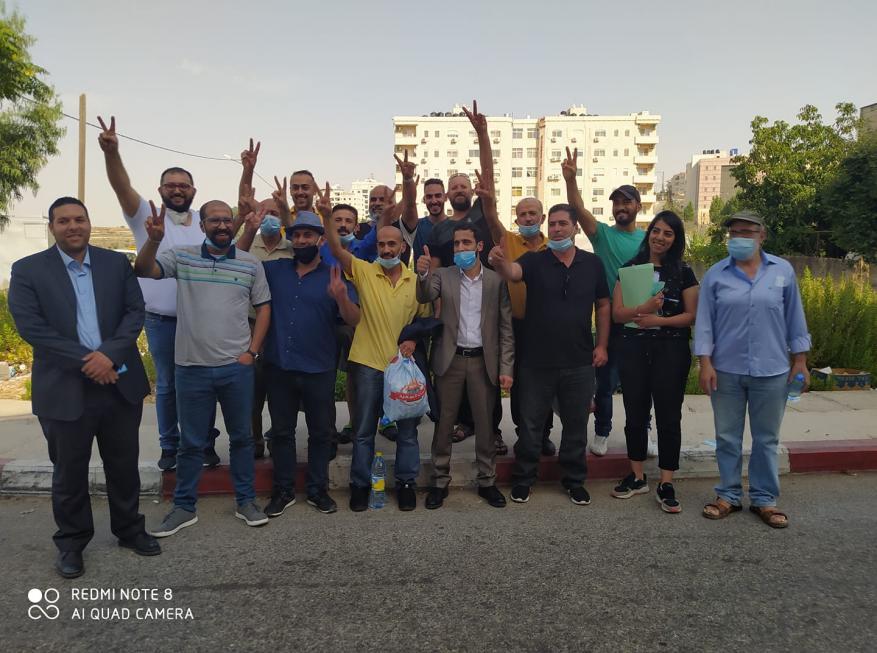 """بعد اعتقال لـ9 أيام.. السلطة تفرج عن نشطاء حراك """"طفح الكيل"""""""