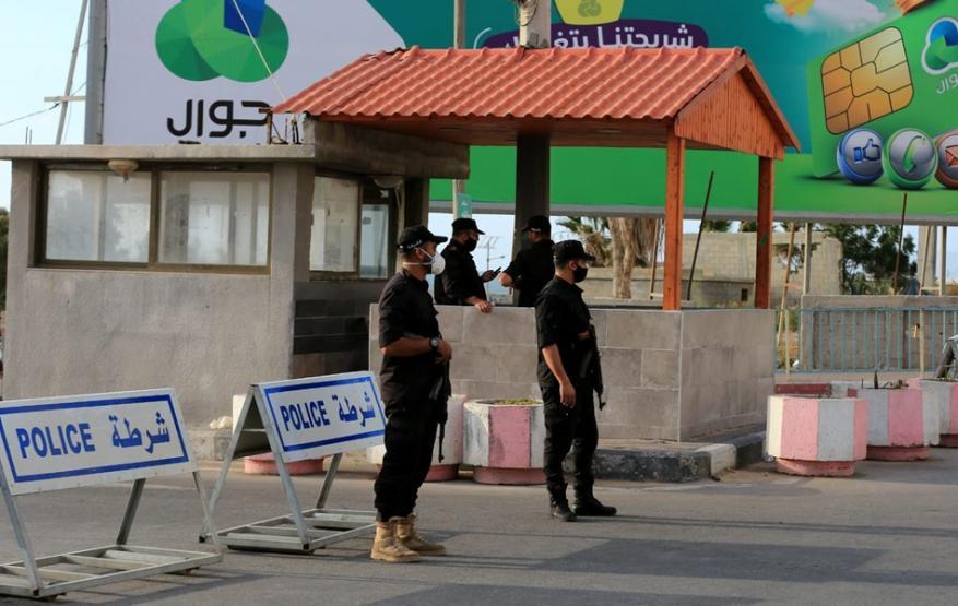 """""""مباحث كورونا"""" توقف 286 شخصاً خالفوا قرارات حظر التجوال بمحافظات غزة"""